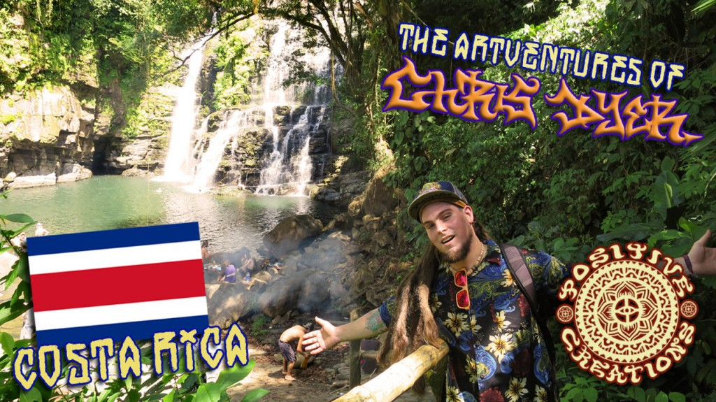 Positive Creations in Costa Rica (Artventures Webpisode #7)