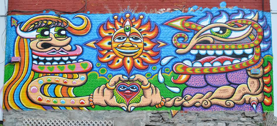 Street Pieces 2010