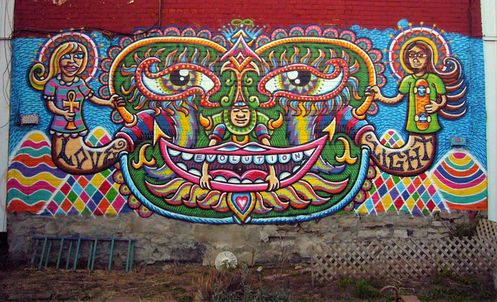 Street Art 2012