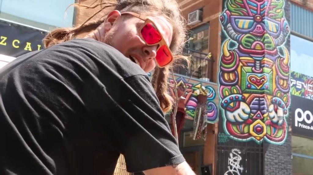 Valhalla Movement: Art & Skateboarding with Chris Dyer