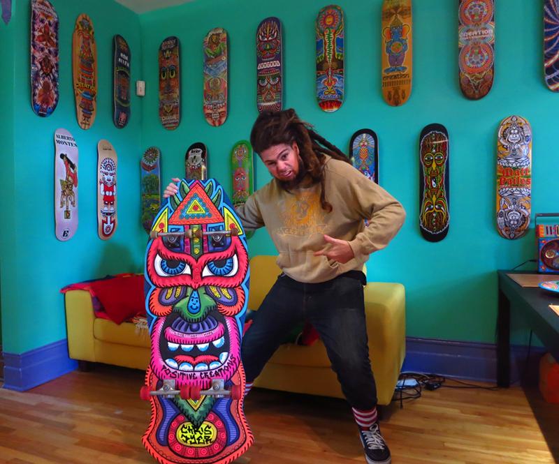 Newer Skate Art