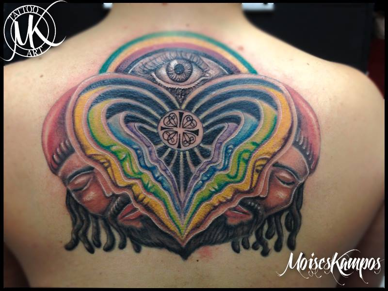 Tattoos 2014-2015