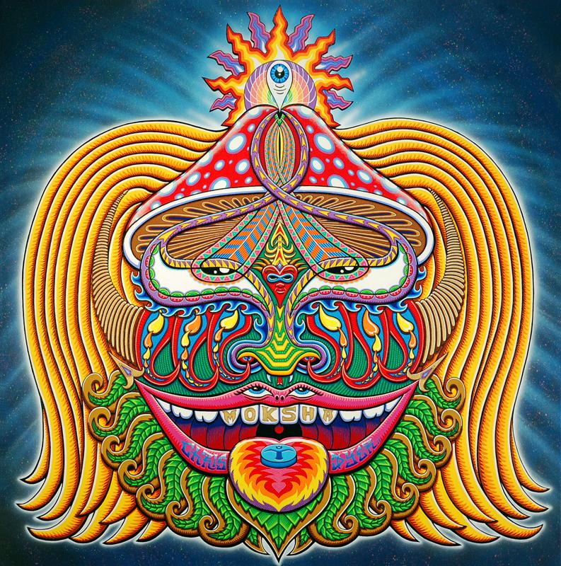 Chris Dyer unveils 2011 Moksha symbol in Miami