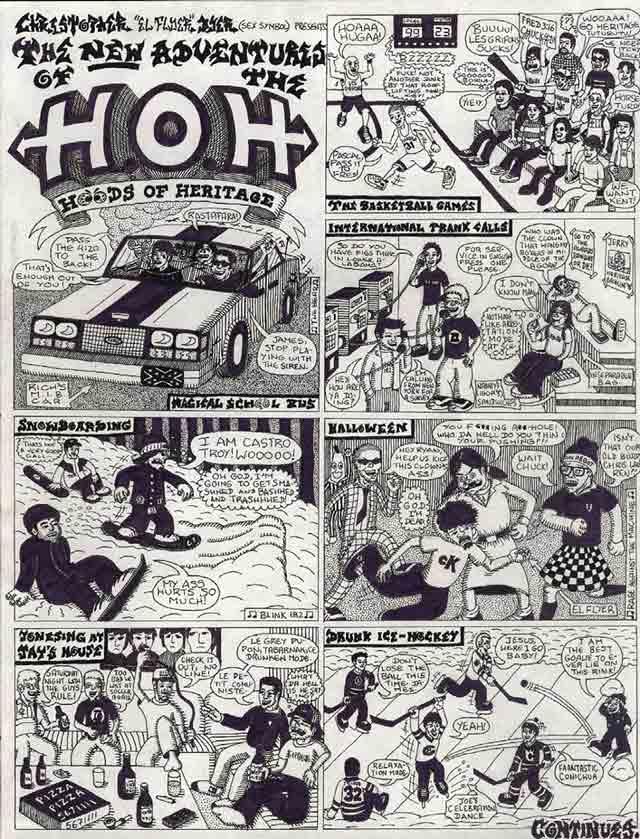 HOH Comics