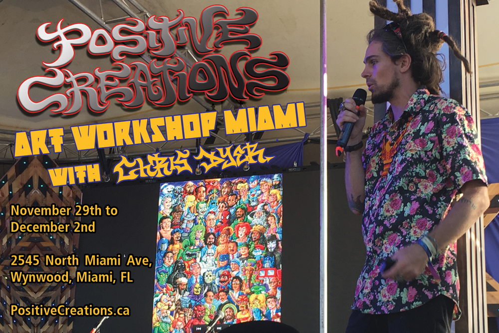 Miami Workshop 2018