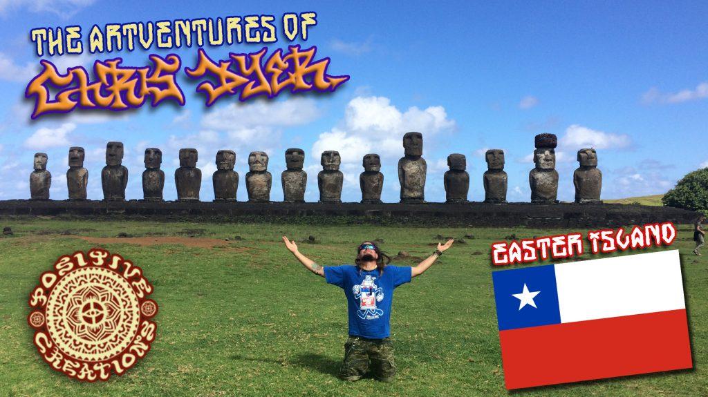 Easter Island Artventure