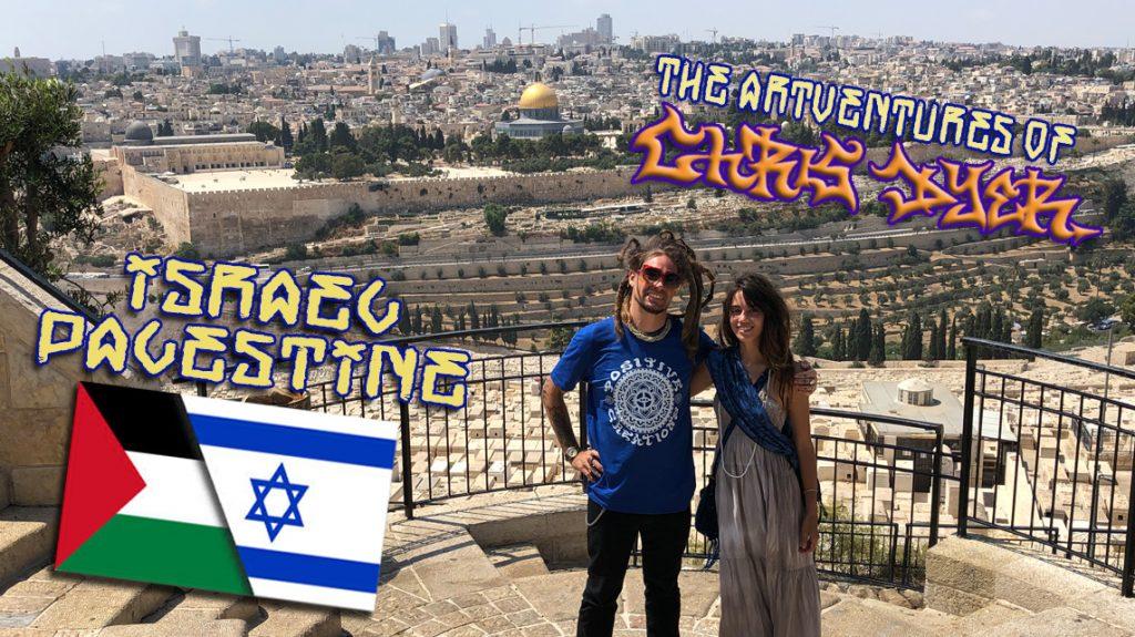 Israel & Palestine Artventure