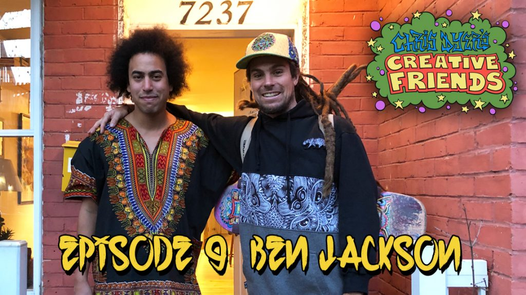 Creative Friends #10 - Ben Zion Jackson